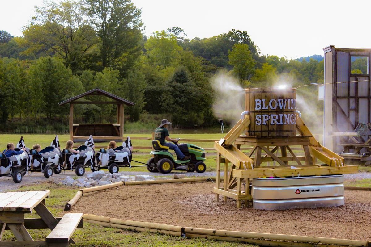 Blowing Springs Farm