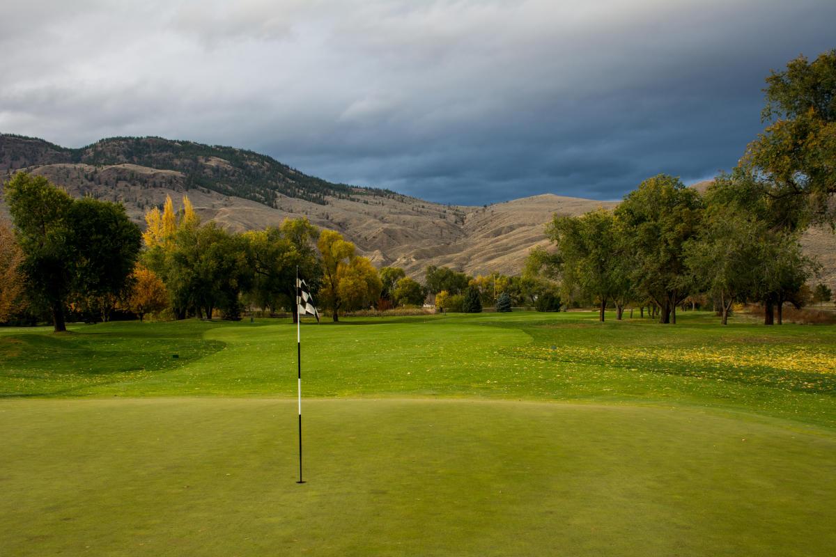 Golfing - KGCC