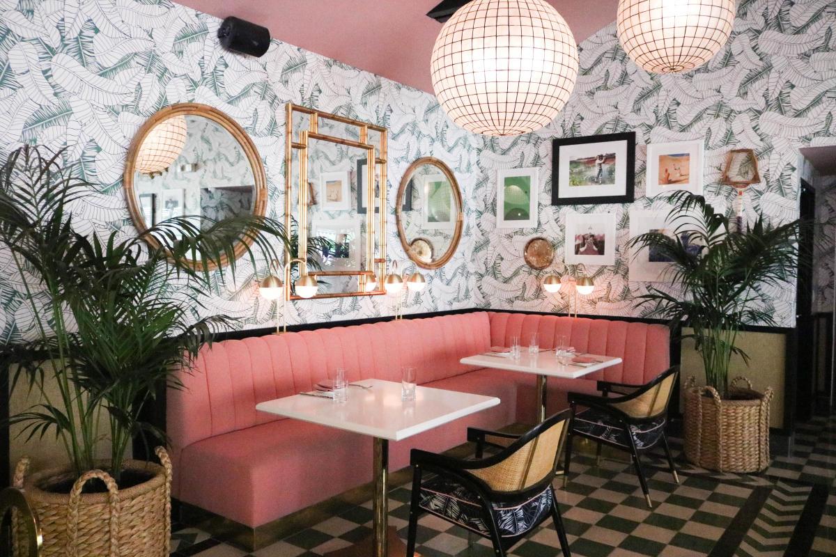 The Pink Cabana, Sands Hotel & Spa