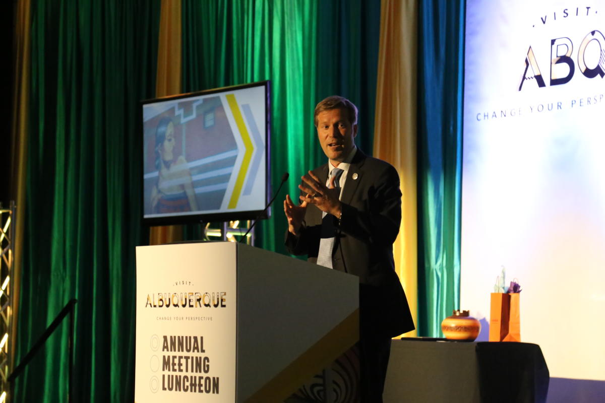 Mayor Tim Keller 2018 Annual Meeting
