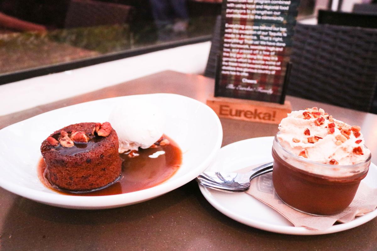 Eureka! Indian Wells Desserts