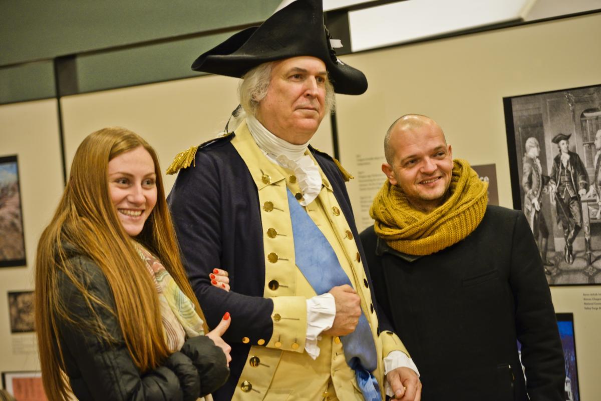 George Washington March In