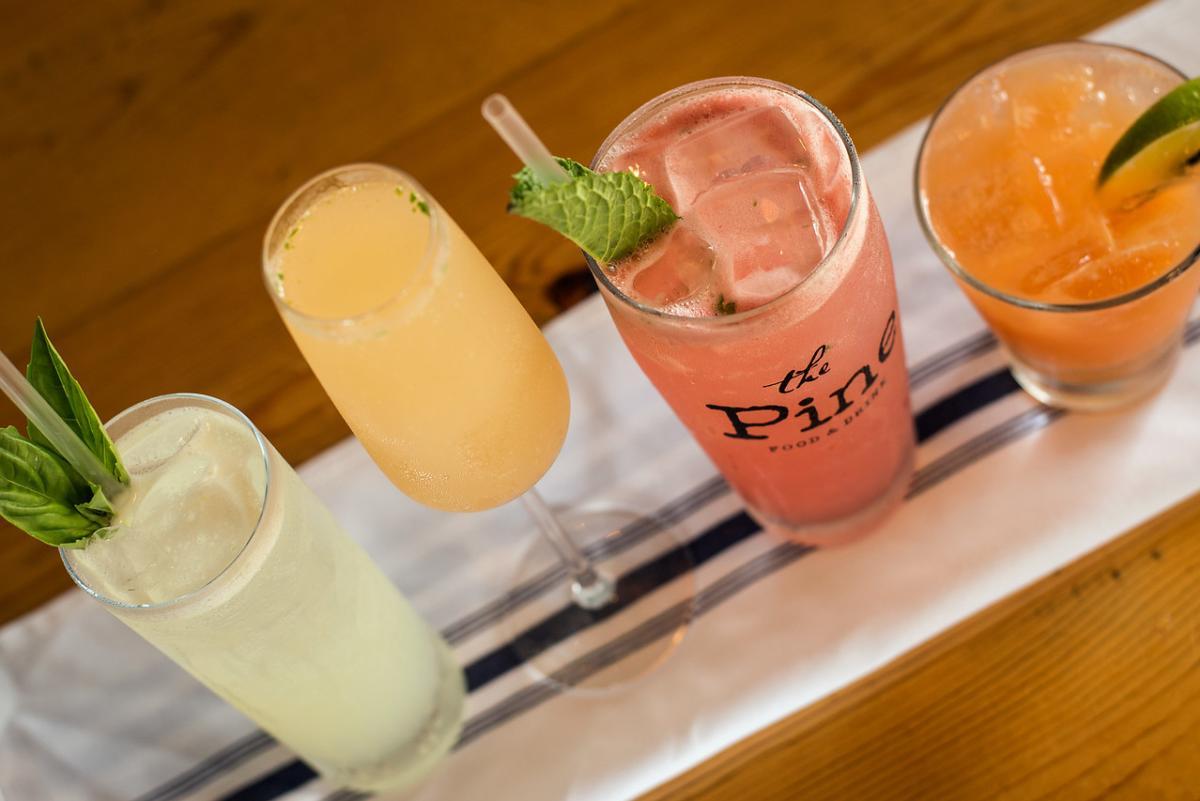 The Pine- drinks