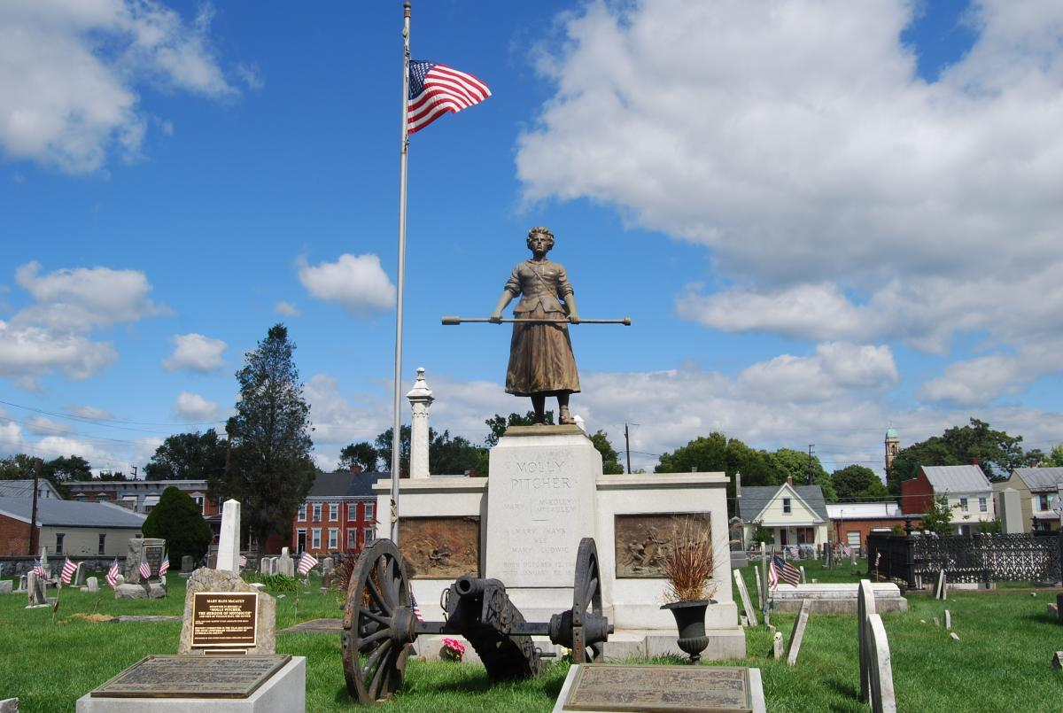 Molly Pitcher 2