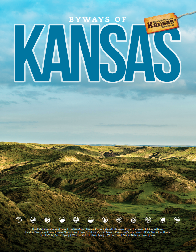 Kansas Byways Guide 2018