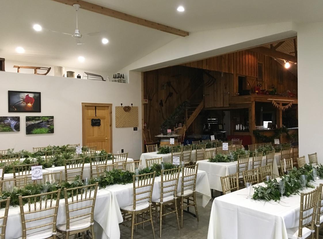 WINDY KNOLL FARM Wedding