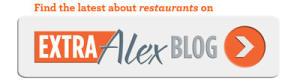 ExtraAlex Blog Button Restaurant