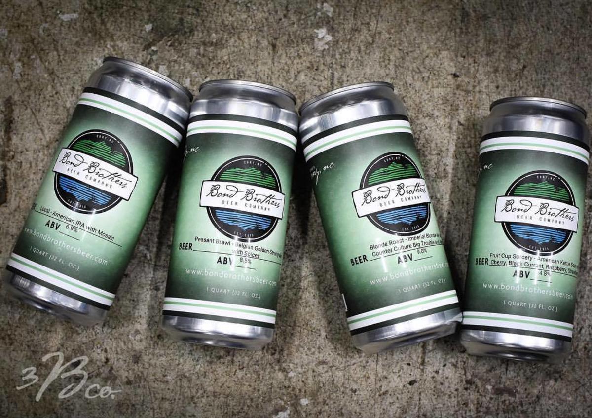 Bond Brothers Beer