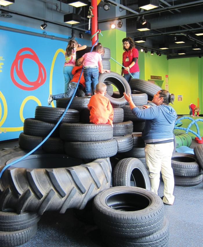 Chicago Children's Museum - Move