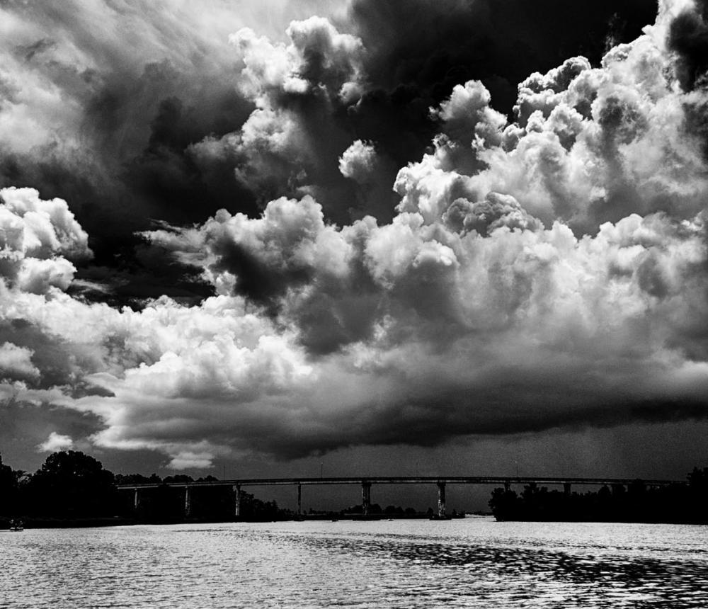 North Landing River Thunderstorm