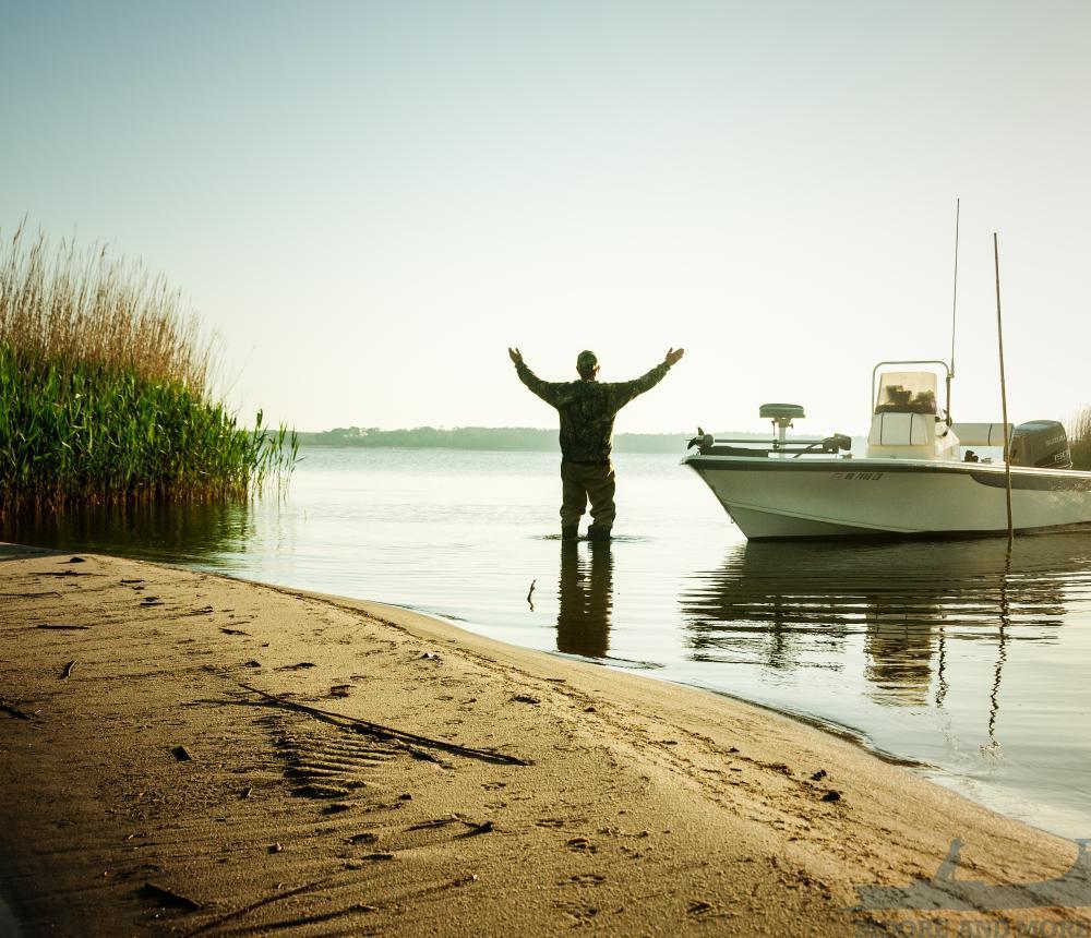 Cedar Island Cove