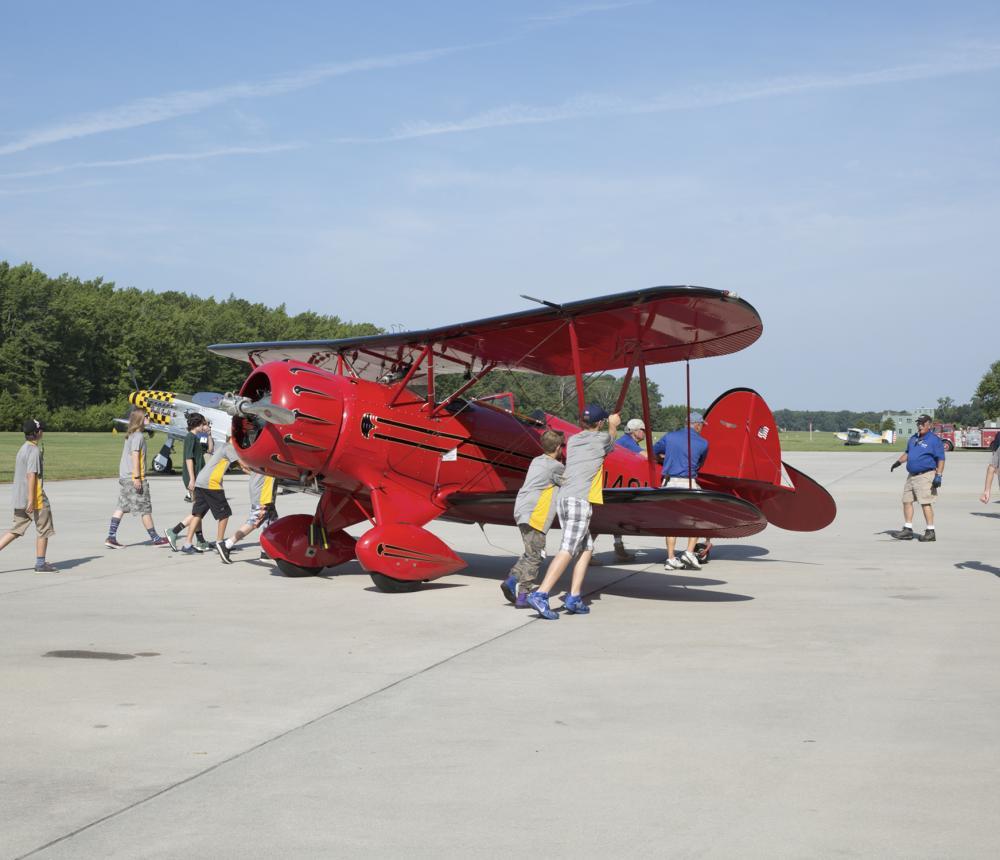 Warbirds Aviation Summer Camp (16-20 July)