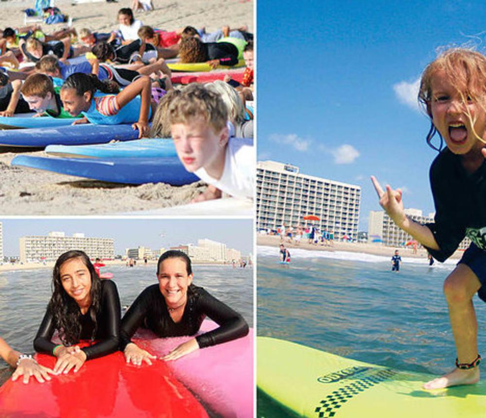 WRV SURF CAMP & LESSONS