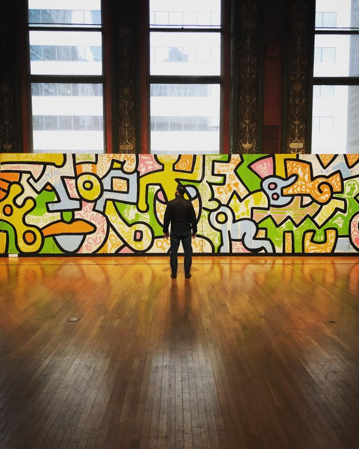 Abney at Chicago Cultural Center