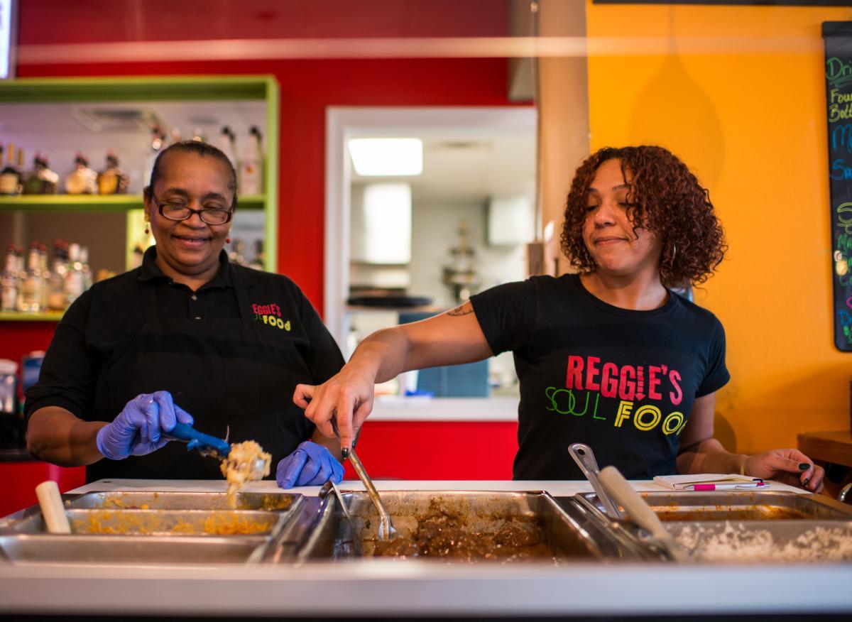 Reggie's Soul Food