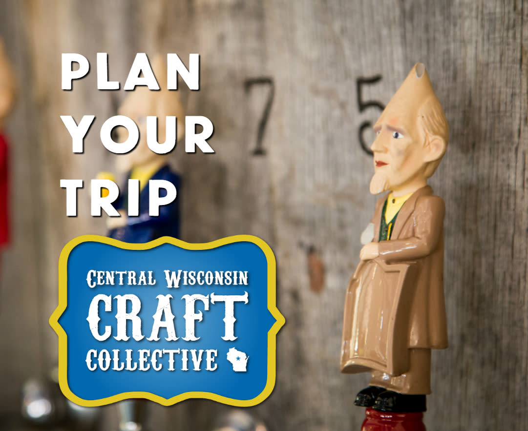 Plan your trip to the Central Wisconsin Craft Collective