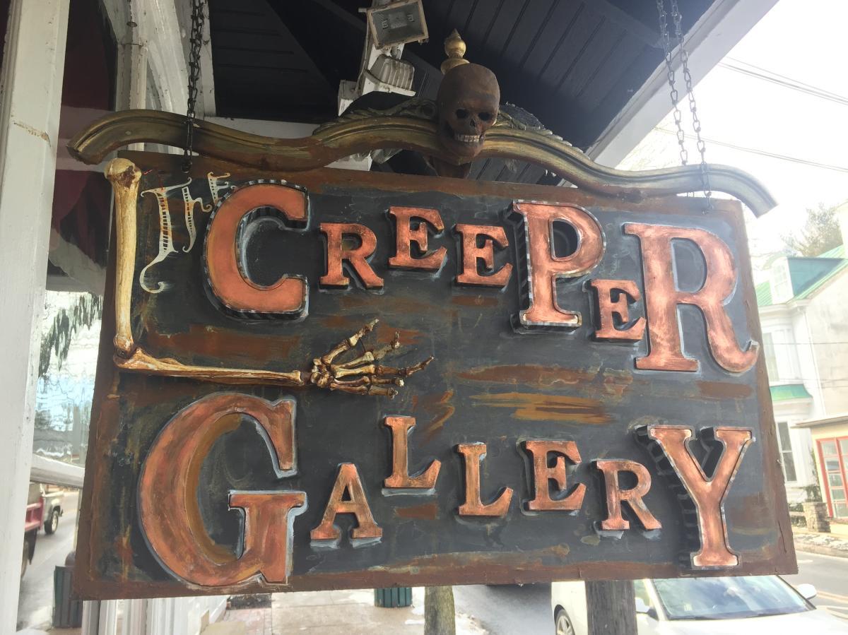 Creeper Gallery
