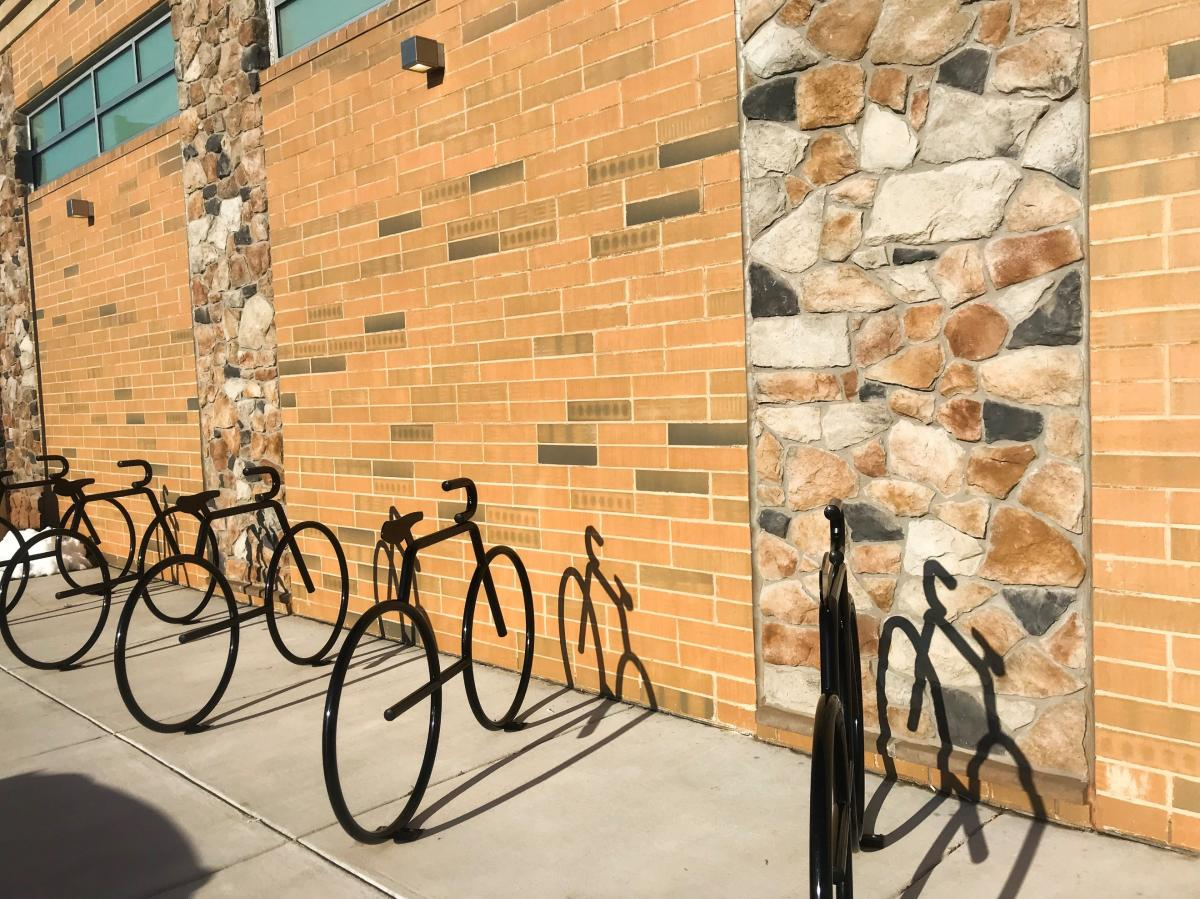 Whole Foods Spring House Bikes