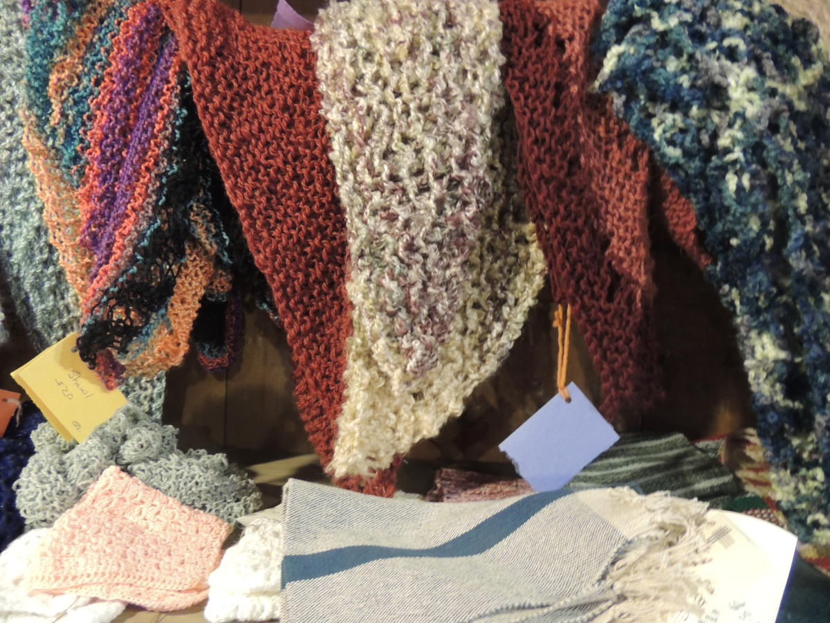 Homemade Fabrics at Quiet Valley