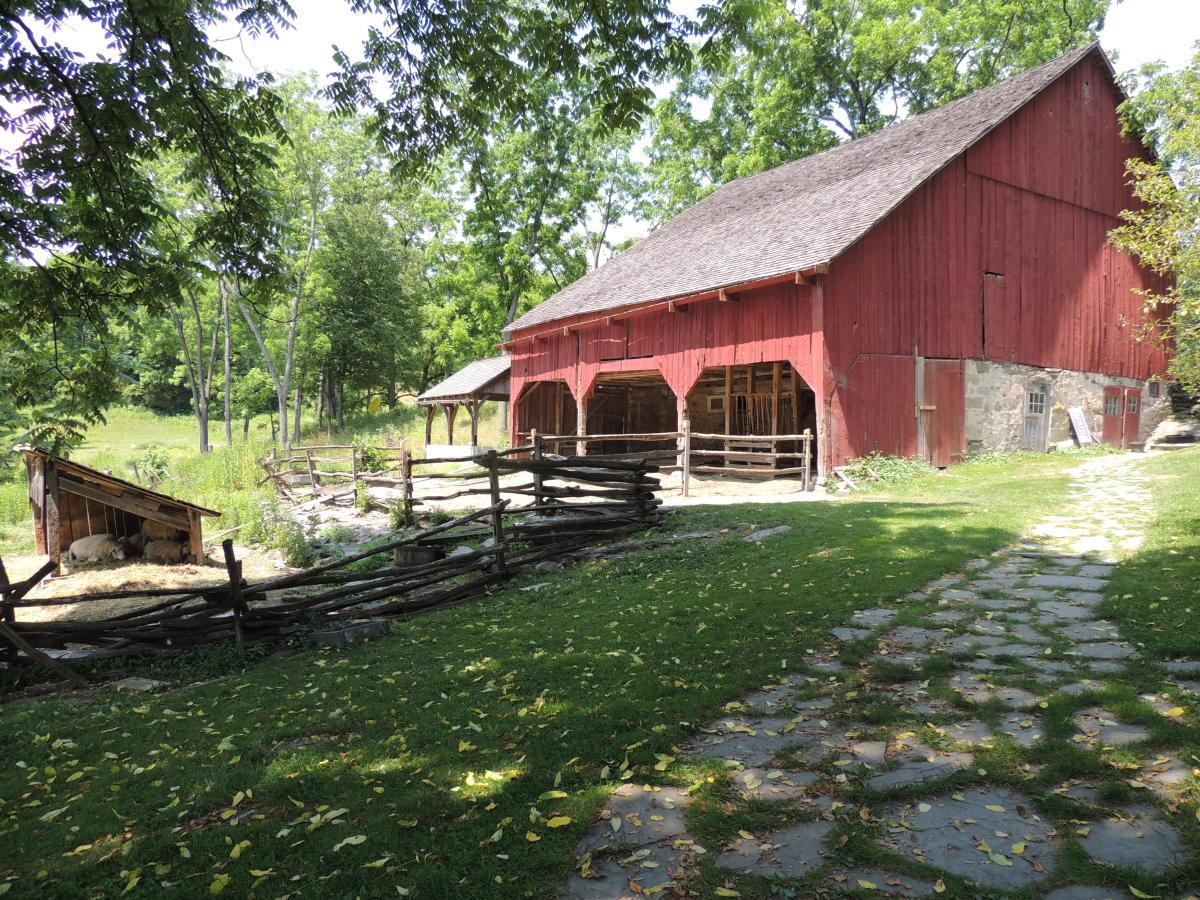 Scenic Pathway at Quiet Valley