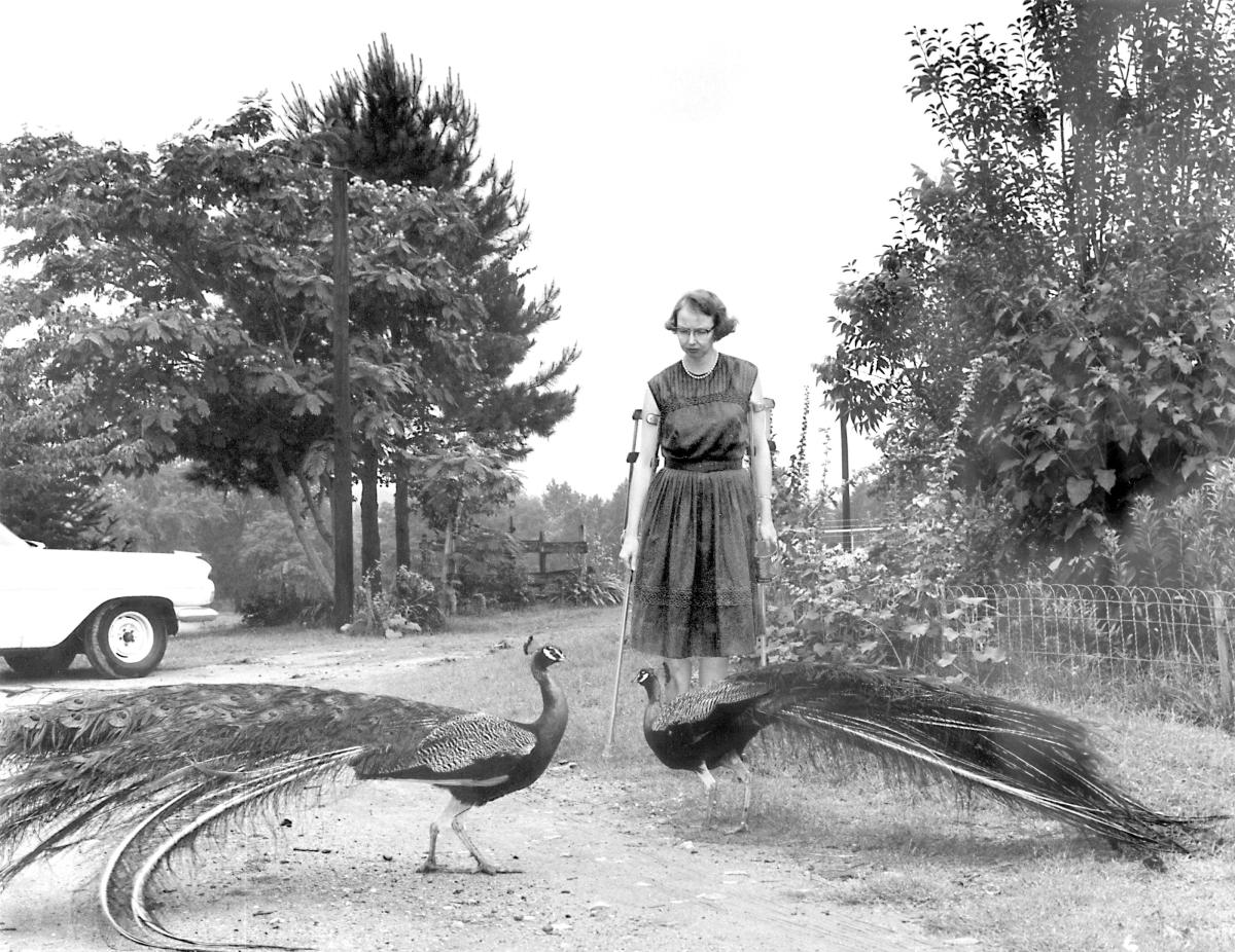 Flannery at Andalusia