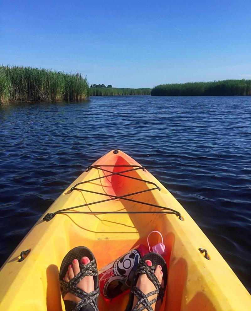 Back Bay Kayaking