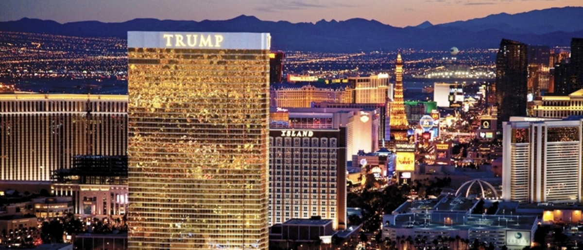 Trump international hotel las vegas las vegas nv 89109 for Pool spa trade show las vegas