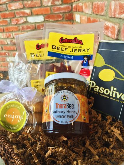Beef Jerky and Culinary Honey