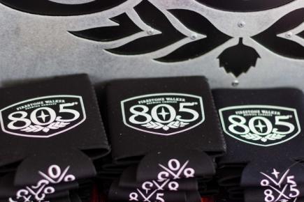 805 Beer Koozies