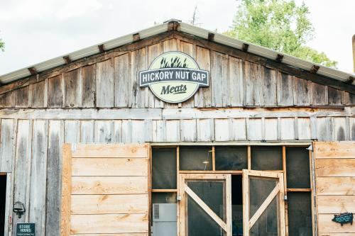 Amy Ager | Hickory Nut Gap Farm