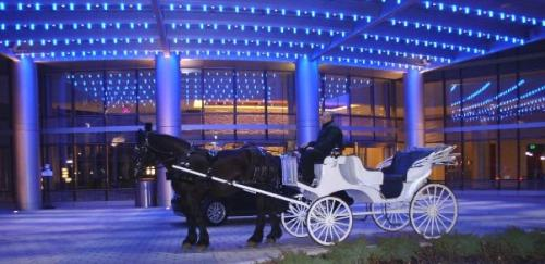 Classic Carriage at the JW Marriott in Grand Rapids