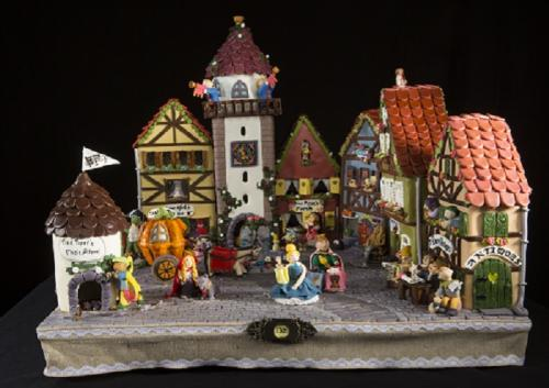 2016 National Gingerbread Teen 1st Place