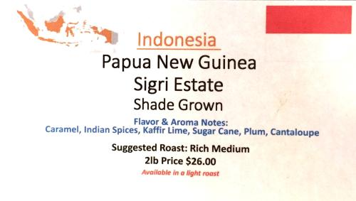 Grand Rapids Coffee Roasters Coffee Bean Origins and Prices