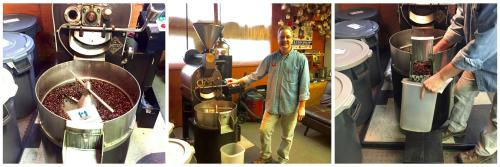 Grand Rapids Coffee Roasters Roasting Process