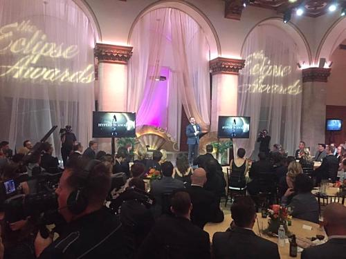 Audience at the 2017 Eclipse Awards
