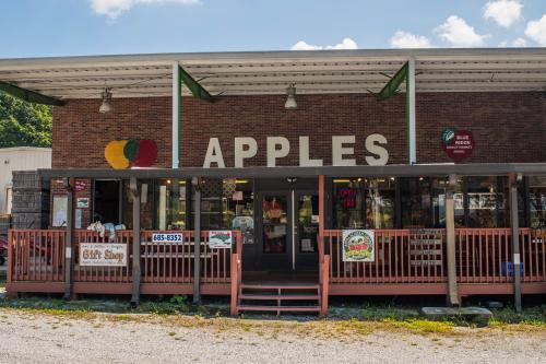 Coston Farm Apples