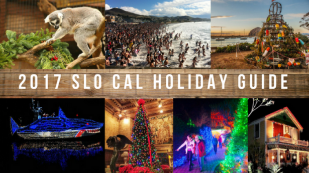 2017 SLO CAL Holiday Guide