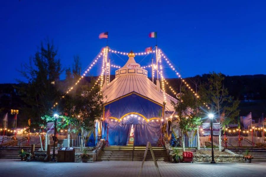 Zoppe Circus