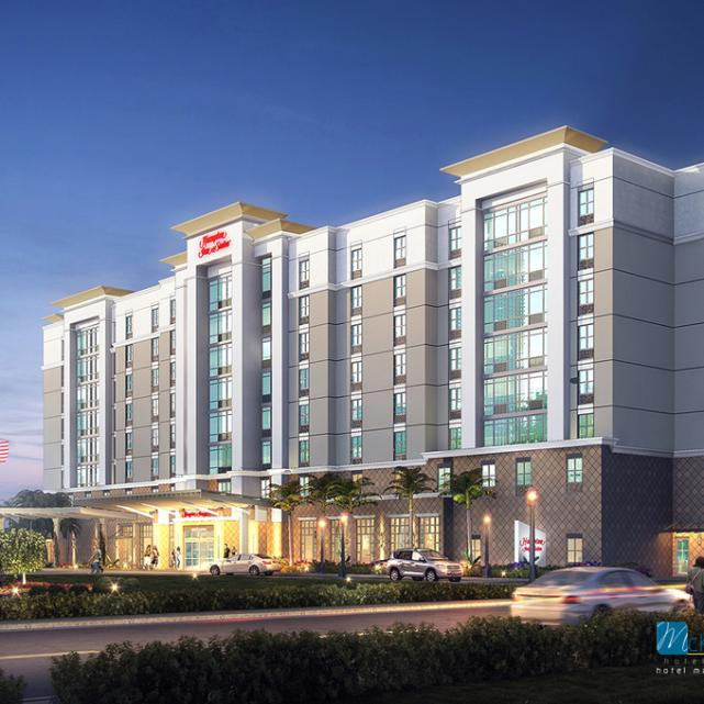 AAA Offer - up to 20% Off! - Hampton Inn & Suites Avion Park