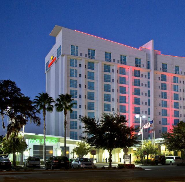 Bon Voyage Package Crowne Plaza Tampa