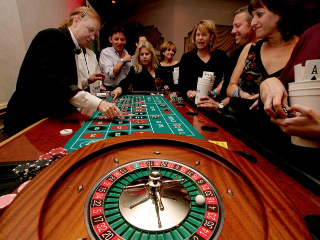 10% Off any CASINO PARTY!