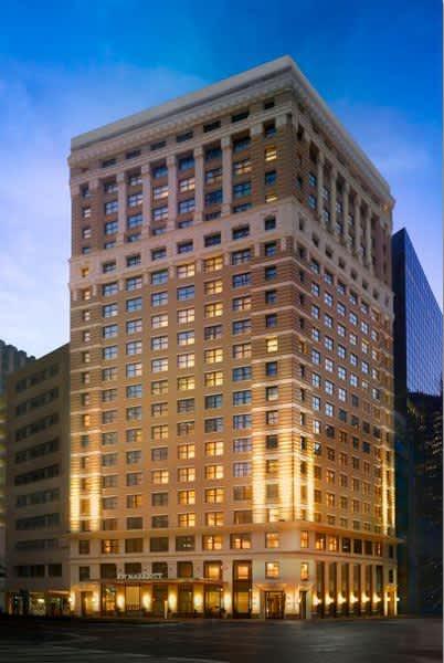 JW Marriott Houston Downtown Hotels in Houston TX 77002