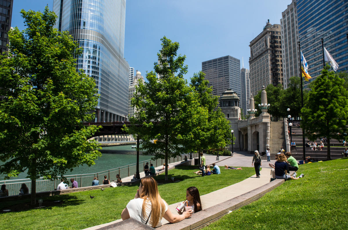 Average Travel Times Chicago