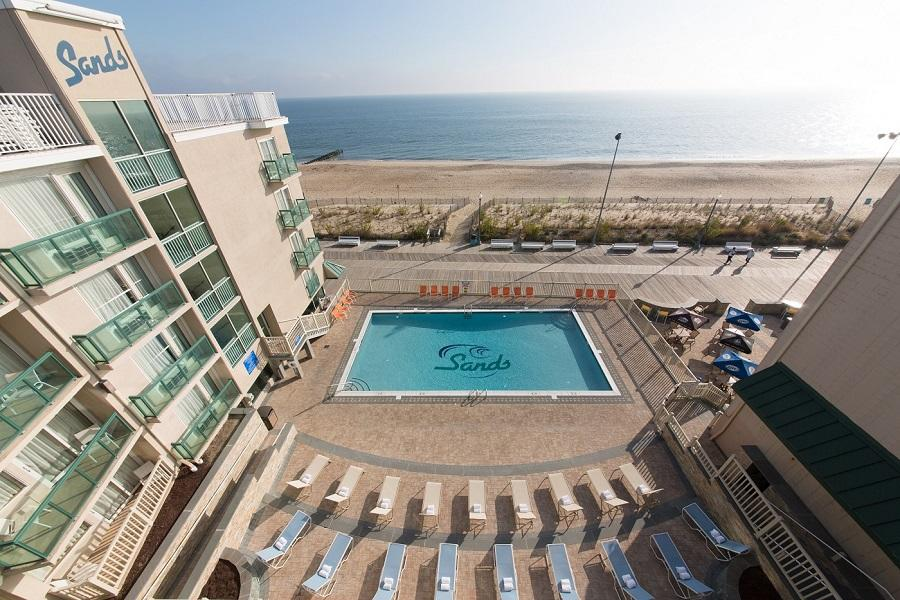 Atlantic Sands Hotel And Conference Center Rehoboth Beach