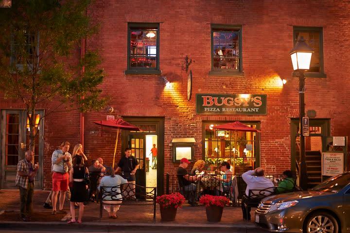 Live Music Restaurants In Alexandria Va