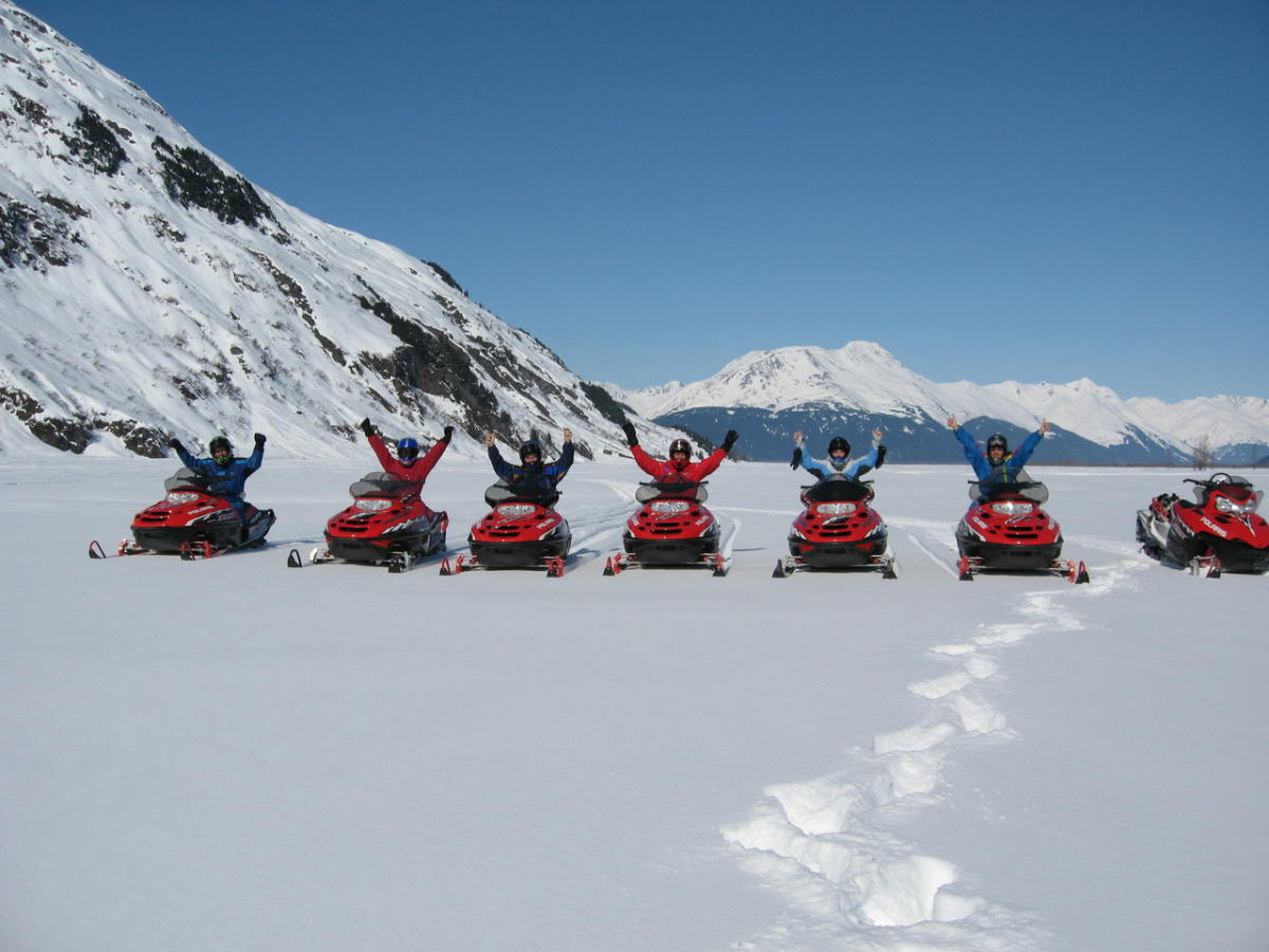 Glacier City Snowmobile Tours