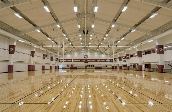 Tamu Physical Education Activity Program Building Peap