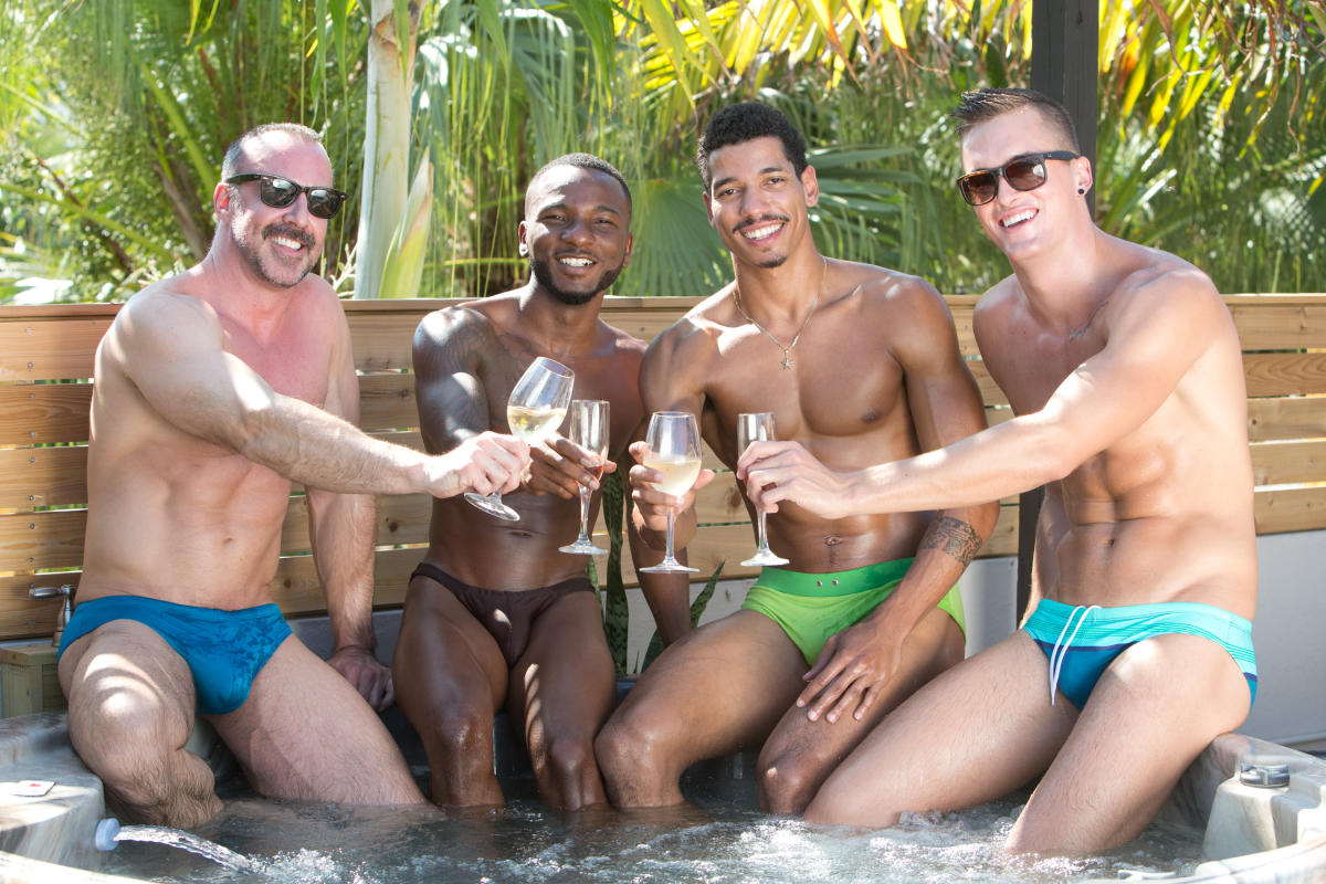 from Vaughn gay nude vacations