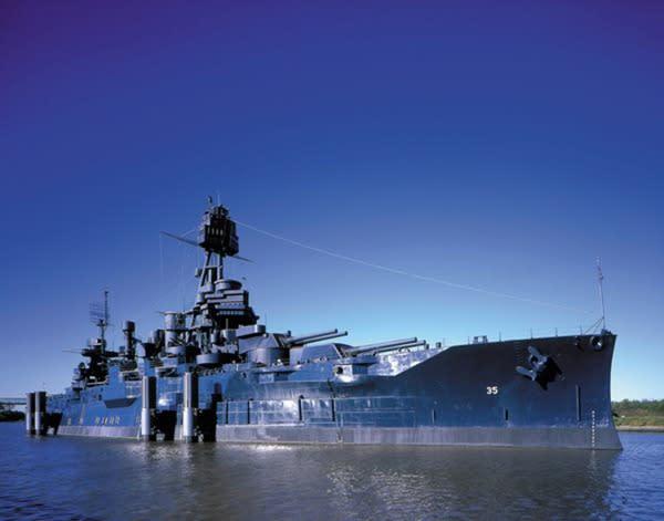 Battleship texas things to do in la porte tx 77571 for Things to do in la porte