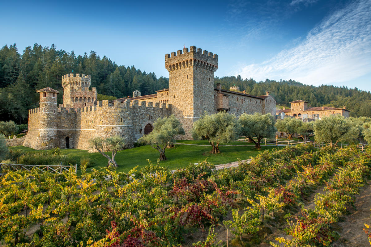 Top Hotels In Napa Ca